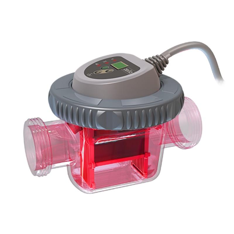 Electrolyseur petite piscine mod le zlt50 for Piscine electrolyse