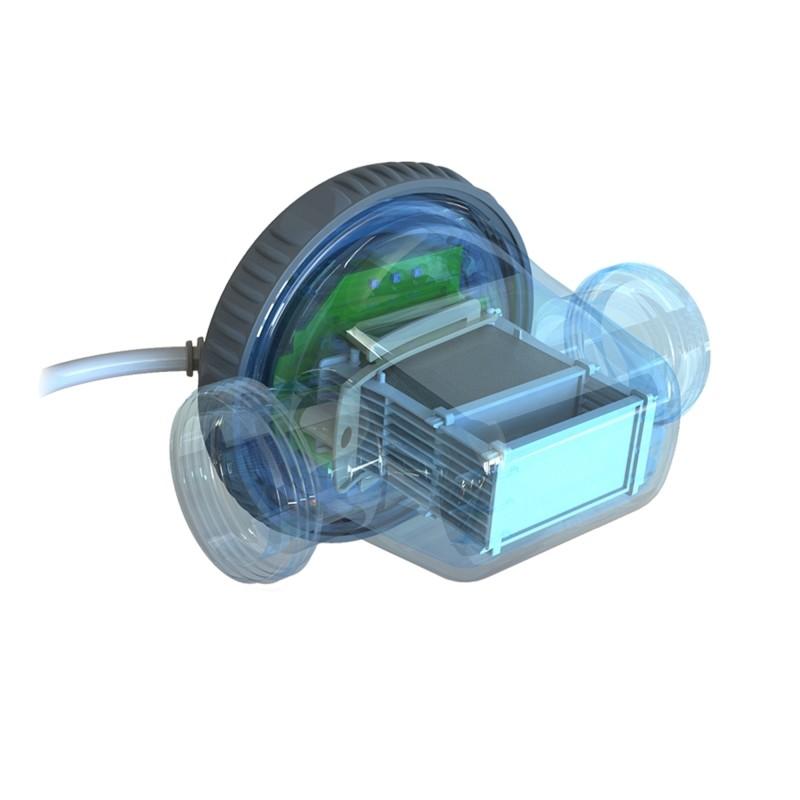 electrolyseur de sel zelia electrolyseur pour petite piscine. Black Bedroom Furniture Sets. Home Design Ideas