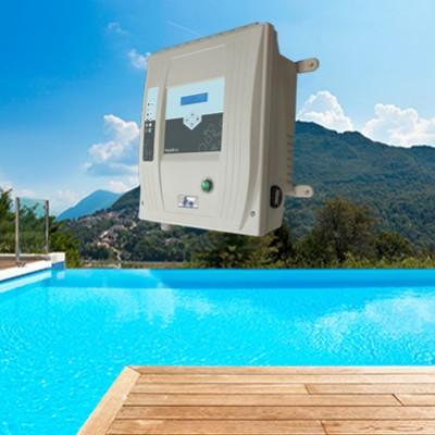 Limpido XC - l'électrolyseur de sel intelligent pour la piscine !