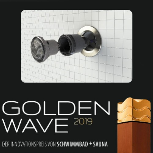 CCEI remporte le trophée de l'innovation Golden Wave Award !
