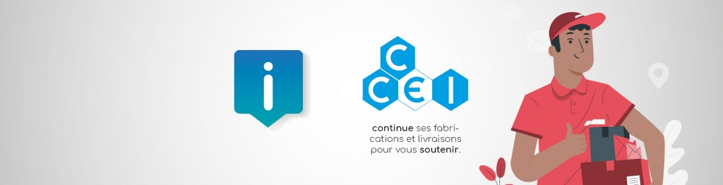 CCEI soutient les professionnels et prépare le défi de l'après !