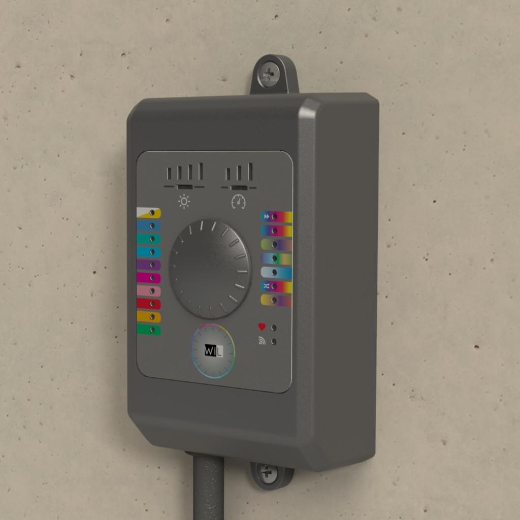 BRiO WiL : et si l'on pilotait les projecteurs avec sa voix ?